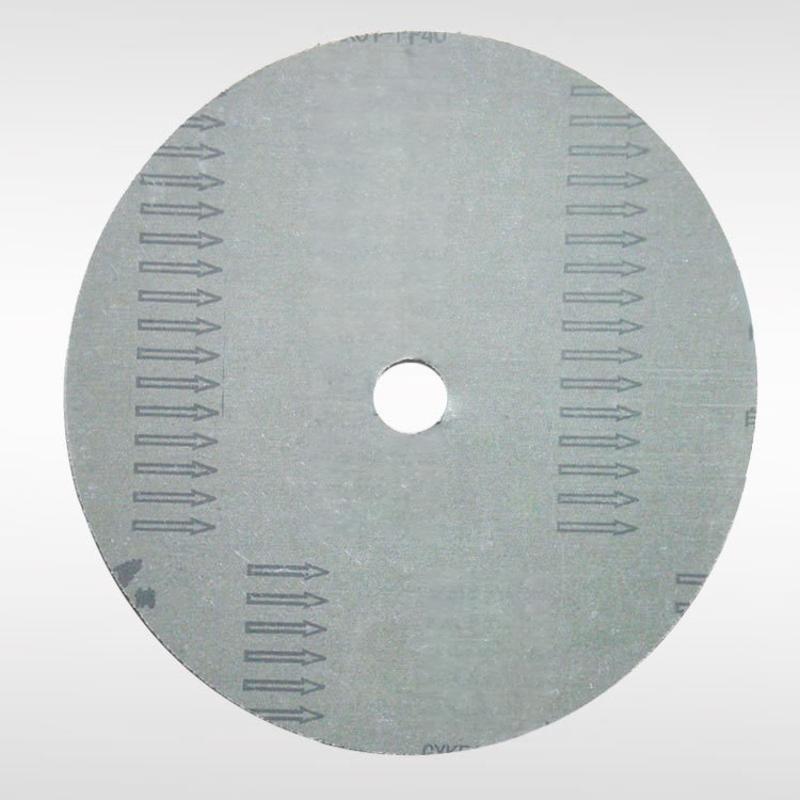 白鸽单面砂盘350*22 A圆形砂布 砂碟打磨片