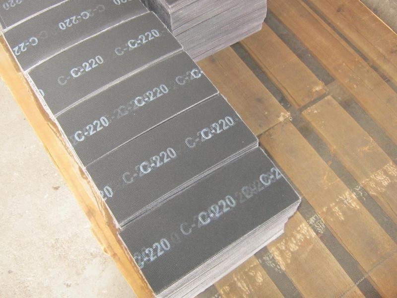碳化硅网格砂布