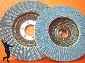 平面砂布轮(T27)