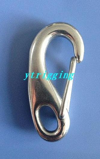 不锈钢蛋型弹簧钩