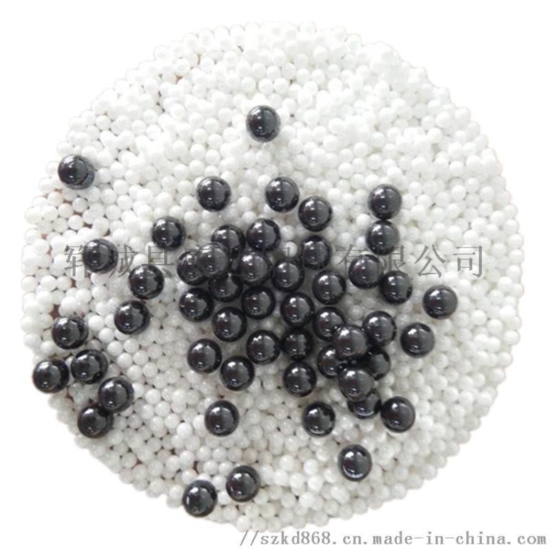 供应高硬度耐腐蚀3.969mm氧化锆陶瓷珠锆球