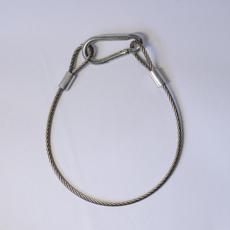 供应  钢丝绳索具,工业用  钢索