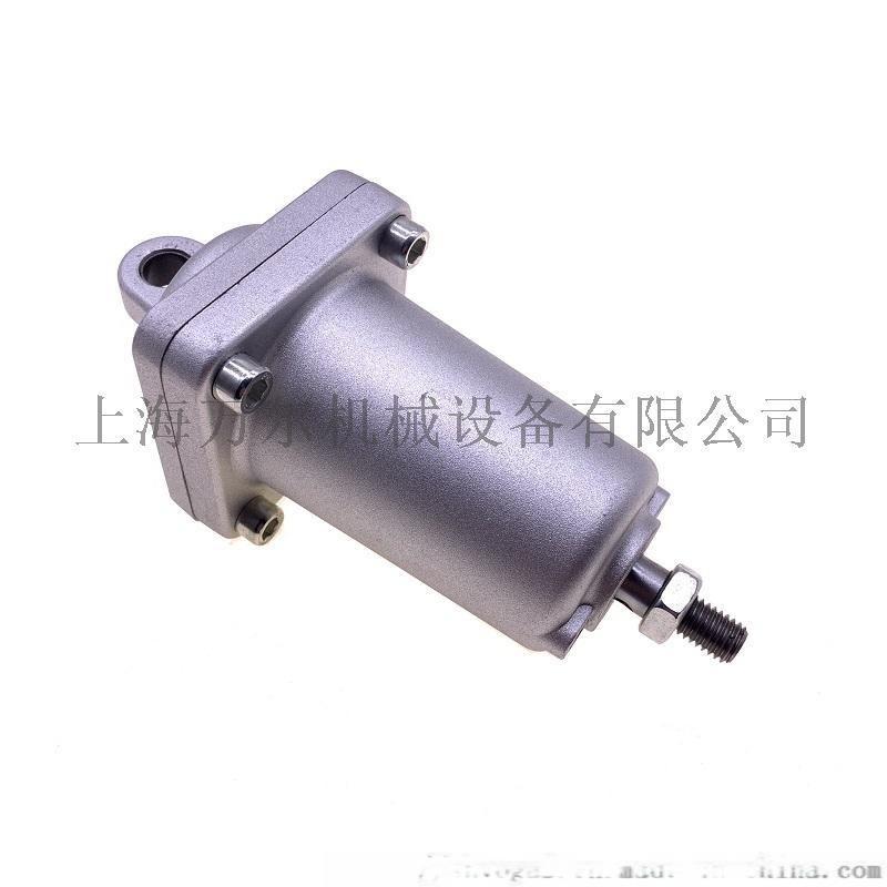 红五环空压机螺杆机配件膜片式气缸液压缸K6016 PAED40 23-A10417