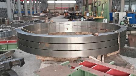 建奎配件三筒烘干机滚圈Φ3.2x8米三筒烘干机滚圈