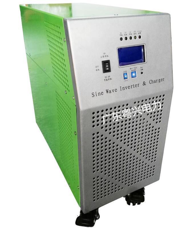 供应粤兴YX-5KW光伏逆变器|24V5KW太阳能逆变器厂家