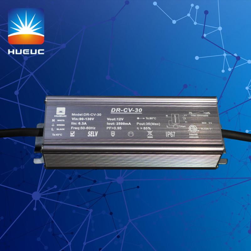 300W 24VDC 1-10V恒压调光电源