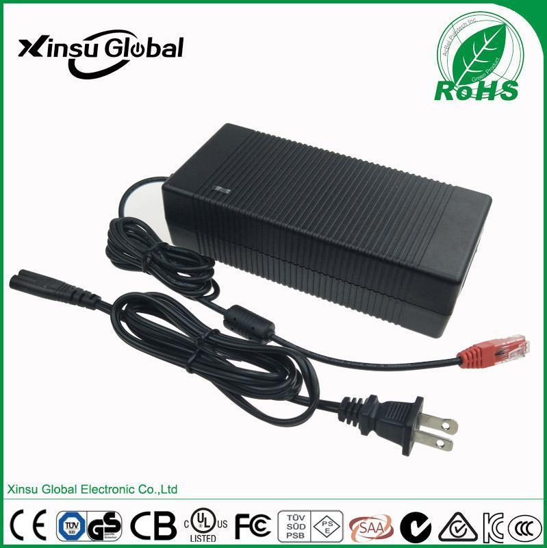12V10A电源 12V10A VI能效 欧规TUV CE认证 12V10A电源适配器