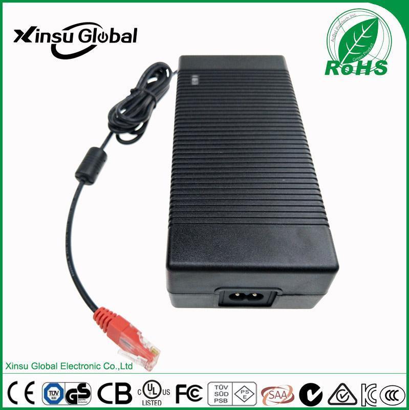 12V10A电源 12V10A VI能效 德国GS LVD认证 12V10A电源适配器