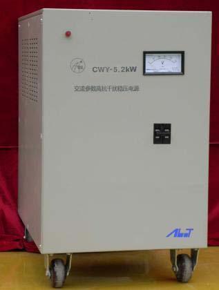 深圳市安瑞达厂家供应CWY参数稳压器6KVA