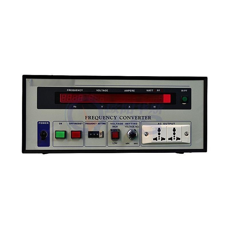 型号oyhs-98005/500va台式变频电源