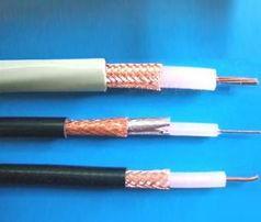 SYV-75-3同轴电缆 75-5视频线 3V-2V同轴线