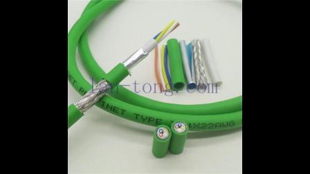 PROFINET通讯电缆_profinet电缆