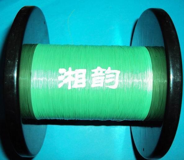 绿色UL10064铁 龙超细电子线