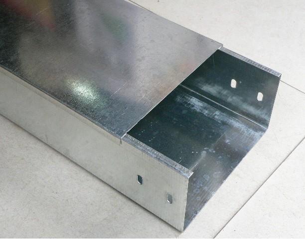 广东广信镀锌电缆桥架镀锌金属线槽镀锌线槽铁线槽