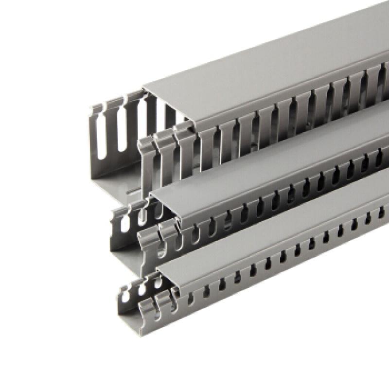 PVC阻燃线槽 武汉湖北30*30线槽 优质线槽