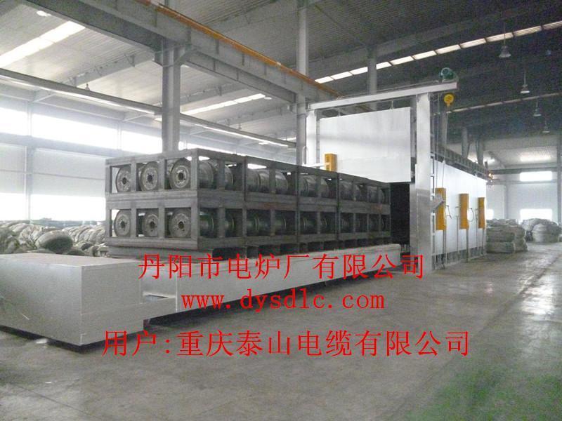 [厂家直供] 铝合金导线退火炉,铝合金电缆时效退火炉批发