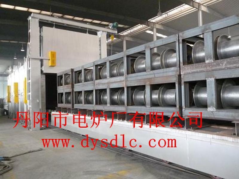[丹阳市电炉厂]直销 铝合金导线-铝线时效退火炉