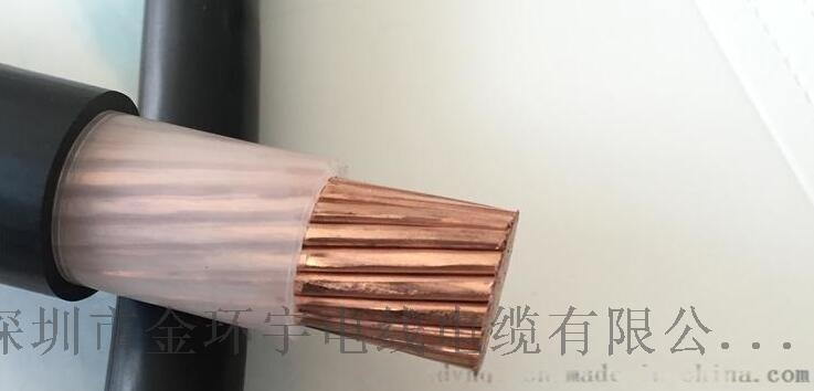 深圳市金环宇电线电缆生产耐火软电缆NH-YJV 1x10mm2金环宇电缆报价
