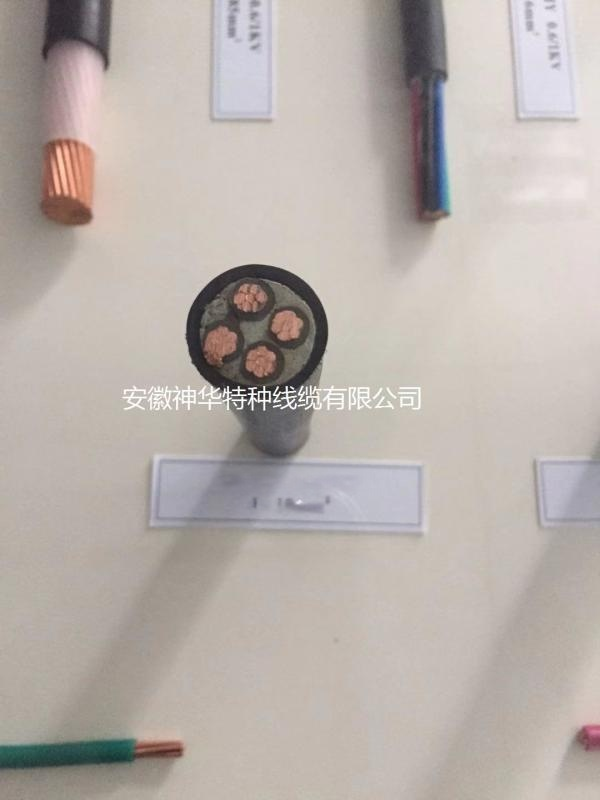 ZR-YJV-4*10 电力电缆