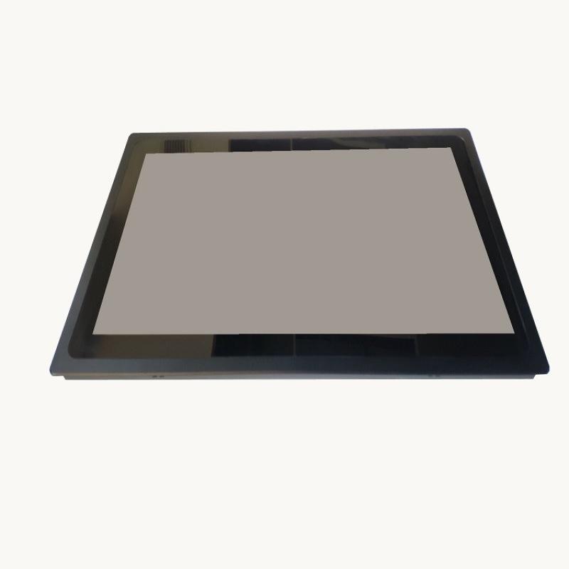 21.5寸新款高分辨率电容触摸显示器工业显示器