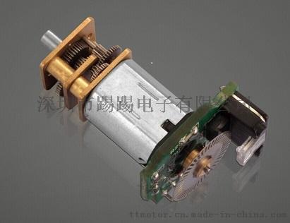 编码器电机,编码器直流减速电机