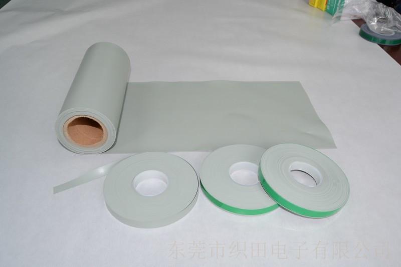 导热硅胶皮优质热压硅胶皮0.3*10*10