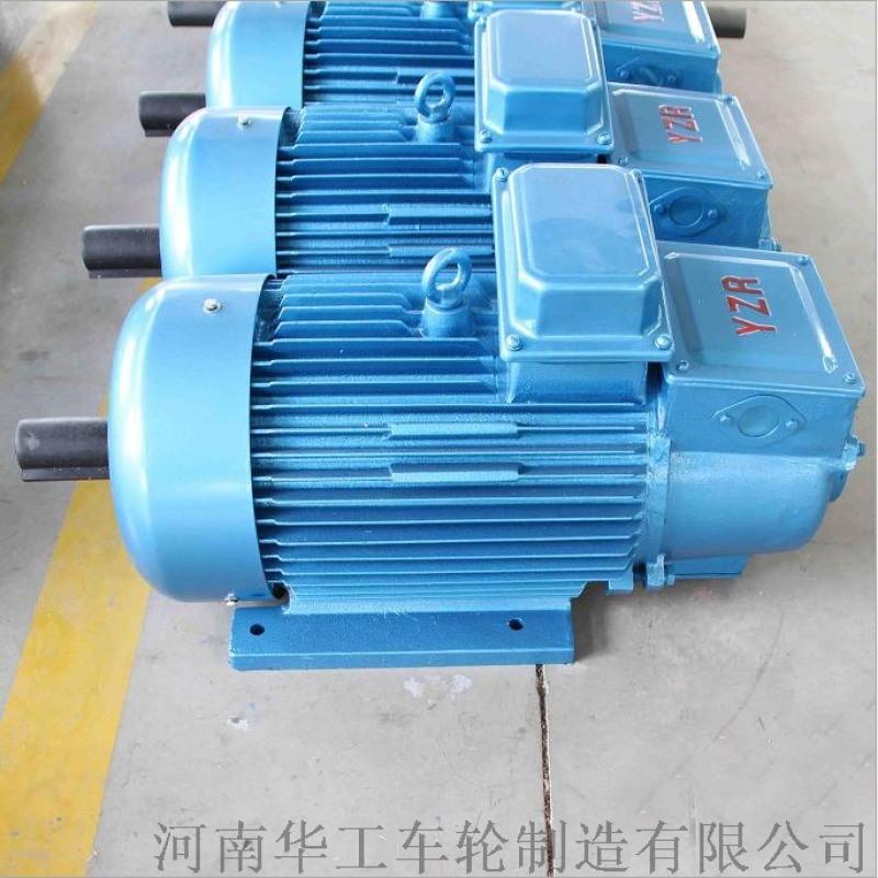 起重三相异步电动机 佳木斯7.5kw起重电机