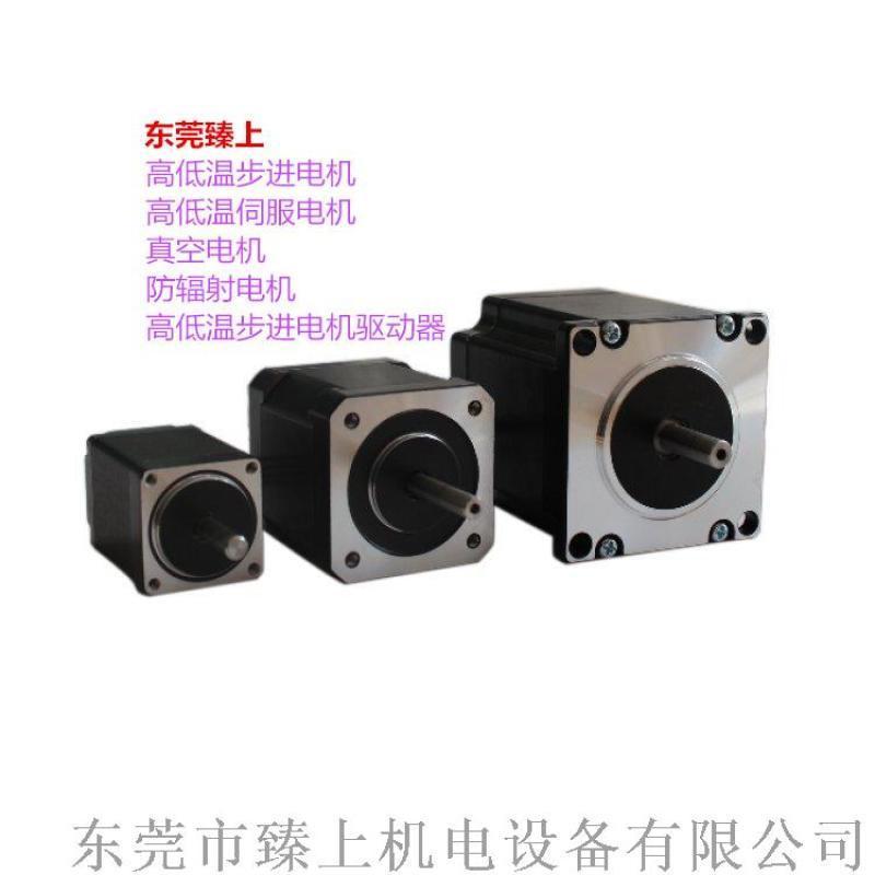 真空电机HS28高温120℃真空10-7Pa