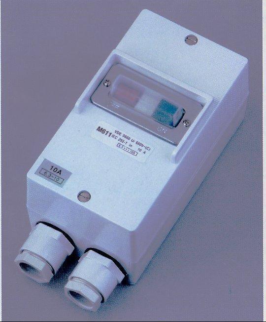 电动机保护器(M611-16)