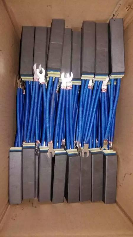定制进口电机电刷,各种异型电刷,专业厂家,质量