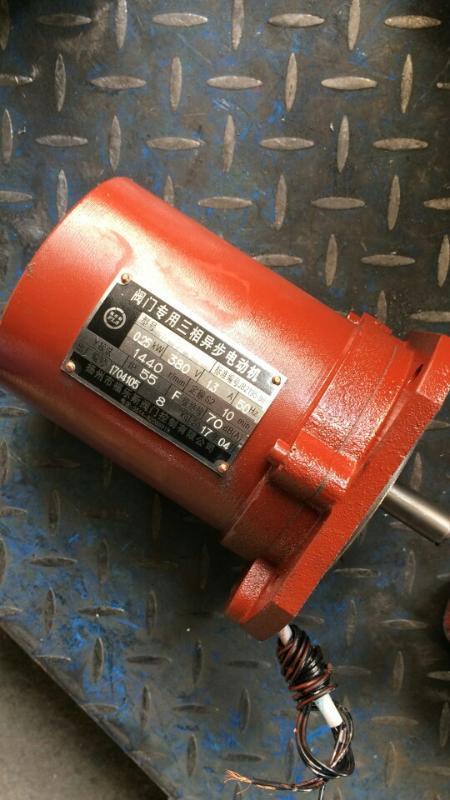 不锈钢YDF-WF211-4阀门电机,福乐斯