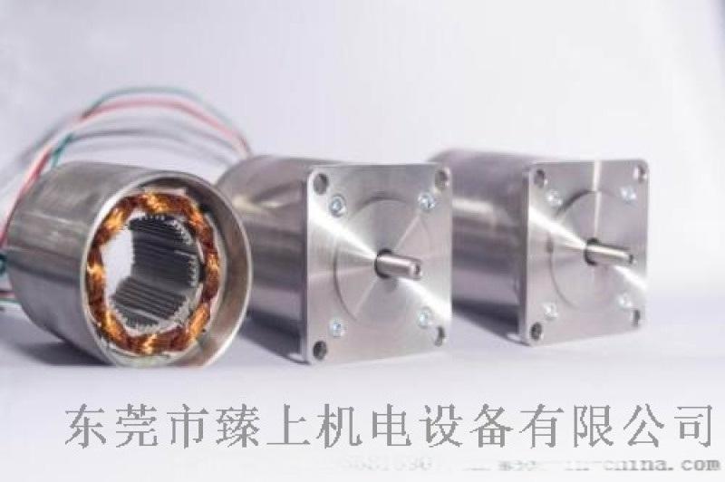 耐辐射真空高低温步进电机 耐辐射能力达107GY