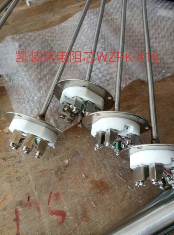 铠装热电阻芯WZPK-016/WZPK2-016