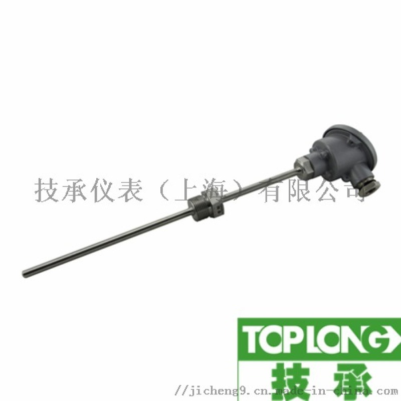 中国接线盒式PT100铂热电阻品牌-6300A型