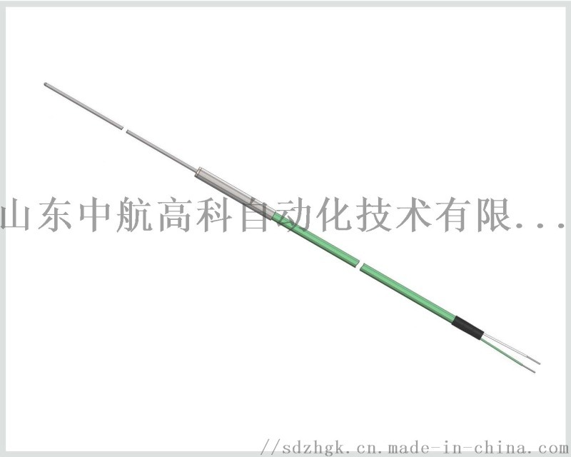 德国进口超细偶丝热电偶0.15mm绝缘导线