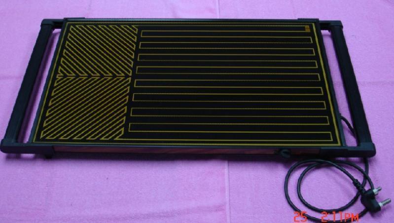 钢化玻璃保温板微晶玻璃加热器发热板