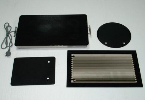 红外线钢化玻璃加热板电热膜微晶玻璃加热器