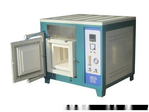 供应卧式真空气氛炉,真空气氛实验电炉