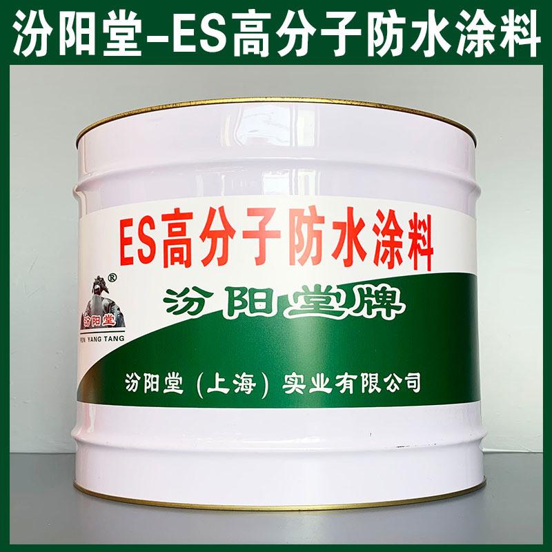 ES高分子防水涂料、生产销售、ES高分子防水涂料
