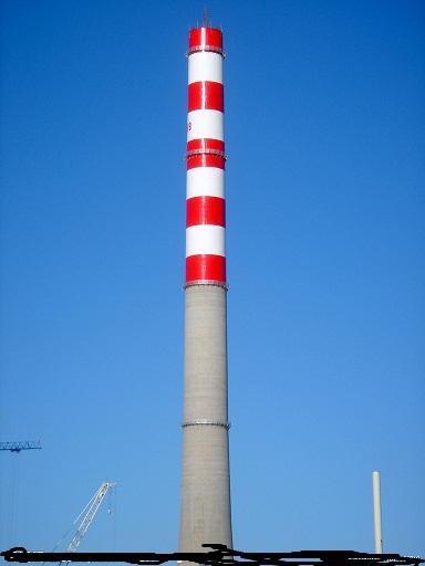 高温烟囱标志漆 铁木易新耐高温漆 红色白色可选