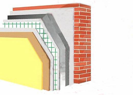 鑫巨力反射隔热涂料外墙保温系统全国  加盟