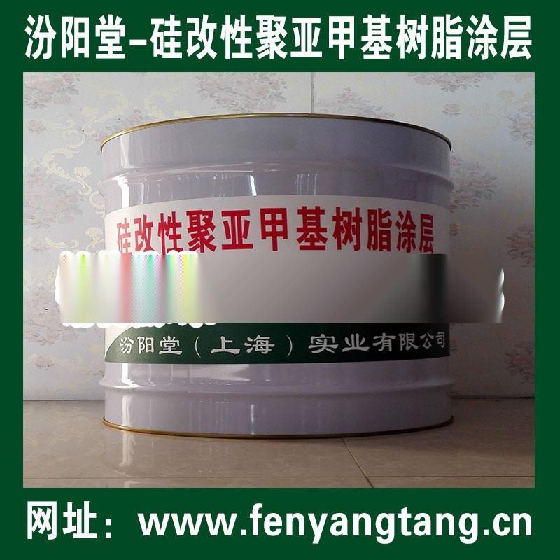 硅改性聚亚甲基树脂涂层、硅改性聚亚甲基树脂涂料