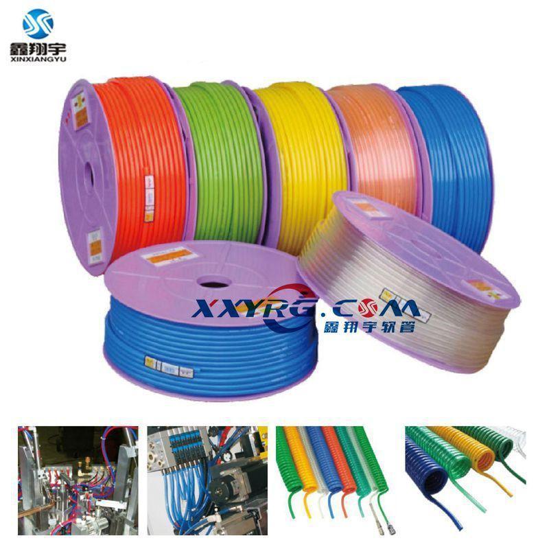 耐高压气动软管,聚氨脂pu塑料软管,高压气管鑫翔宇XXYRG厂家直销