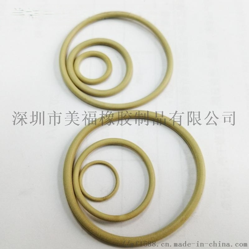 导电胶O型圈/  用导电硅胶O形圈线径粗细3mm