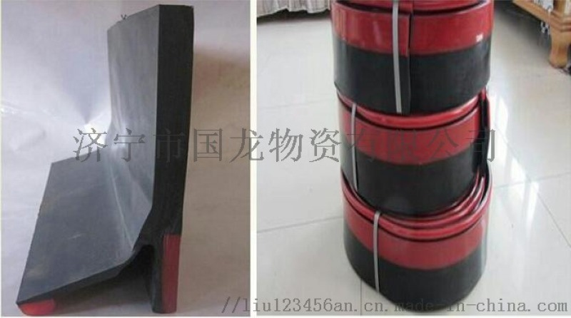 防溢裙板 导料槽密封 双层人字形