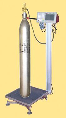二氧化碳充装电子秤