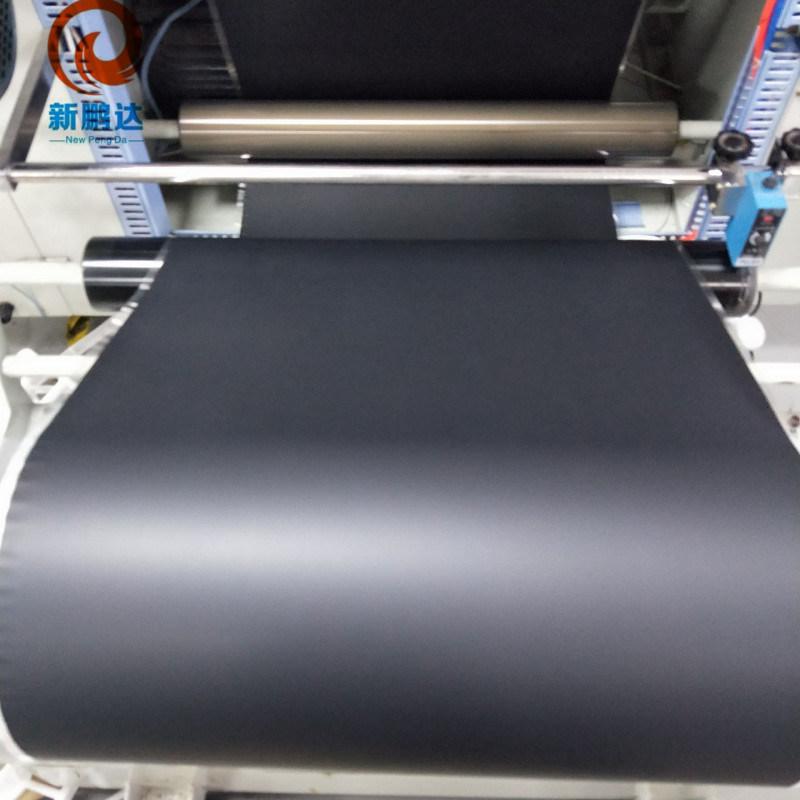 黑色PET单/双面胶   遮光胶带 高粘双面胶