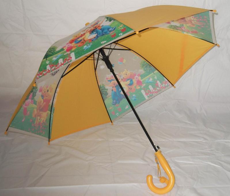 透明儿童伞_POE透明儿童伞_环保儿童伞