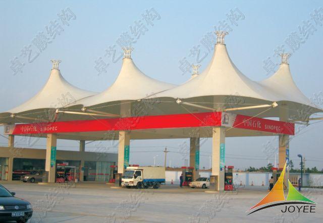 公路加油站膜结构(5573)