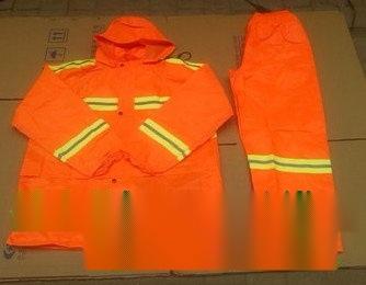 特质面料防静电雨衣厂家、尺寸―防静电雨衣价美质优